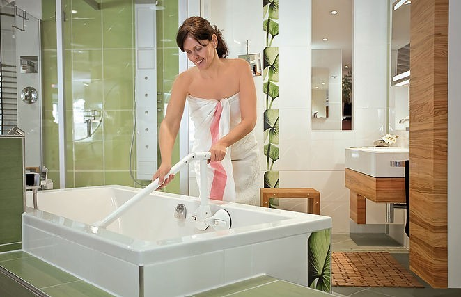 Quattro Power Tub MOBELI | Mobilitec