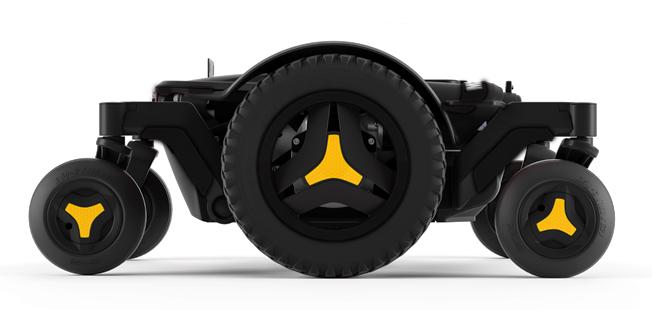 Permobil M3 BLACK | Mobilitec
