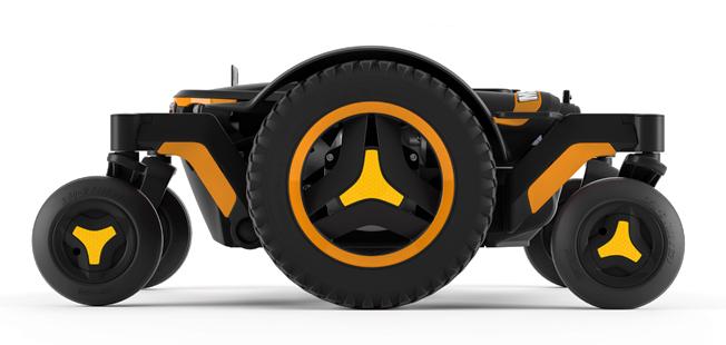 Permobil M3 ORANGE | Mobilitec