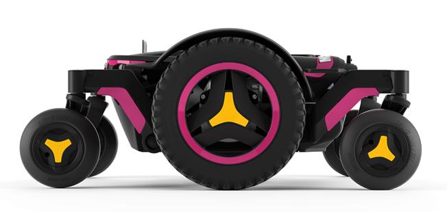 Permobil M3 PINK | Mobilitec