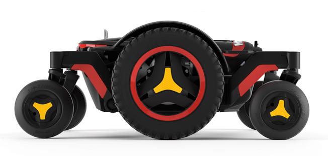 Permobil M3 RED | Mobilitec