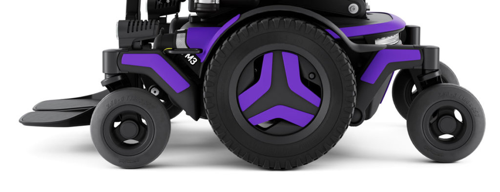 m3 corpus Violet