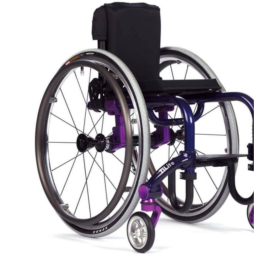 Cadeira de rodas pediatrica TWIST | Mobilitec