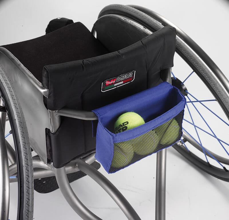 Cadeira de rodas para tenis ACE | Mobilitec - Offcarr