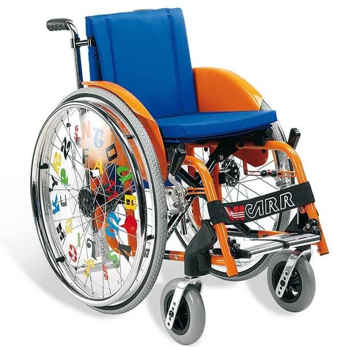 CHILDREN cadeira de rodas pediatrica | Mobilitec - Offcarr