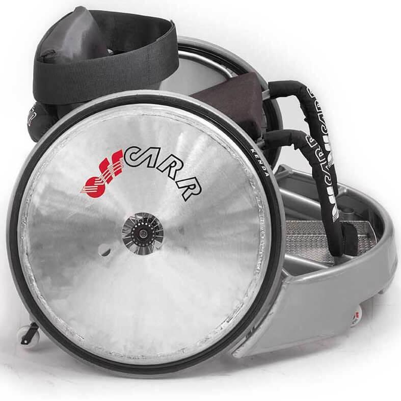 Cadeira de rodas para rugby GO TRY | Mobilitec - Offcarr
