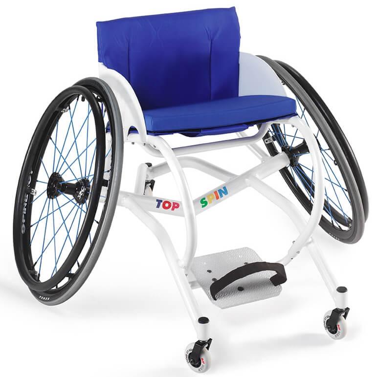 Cadeira de rodas para tenis TOP SPIN 4 | Mobilitec - Offcarr