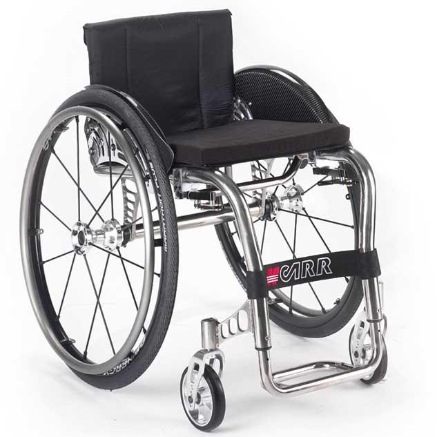 Cadeira de rodas EOS Offcarr | Mobilitec