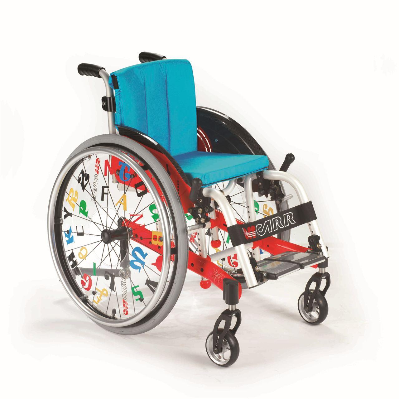 Cadeira de rodas Pediatrica ARYA Offcarr | Mobilitec