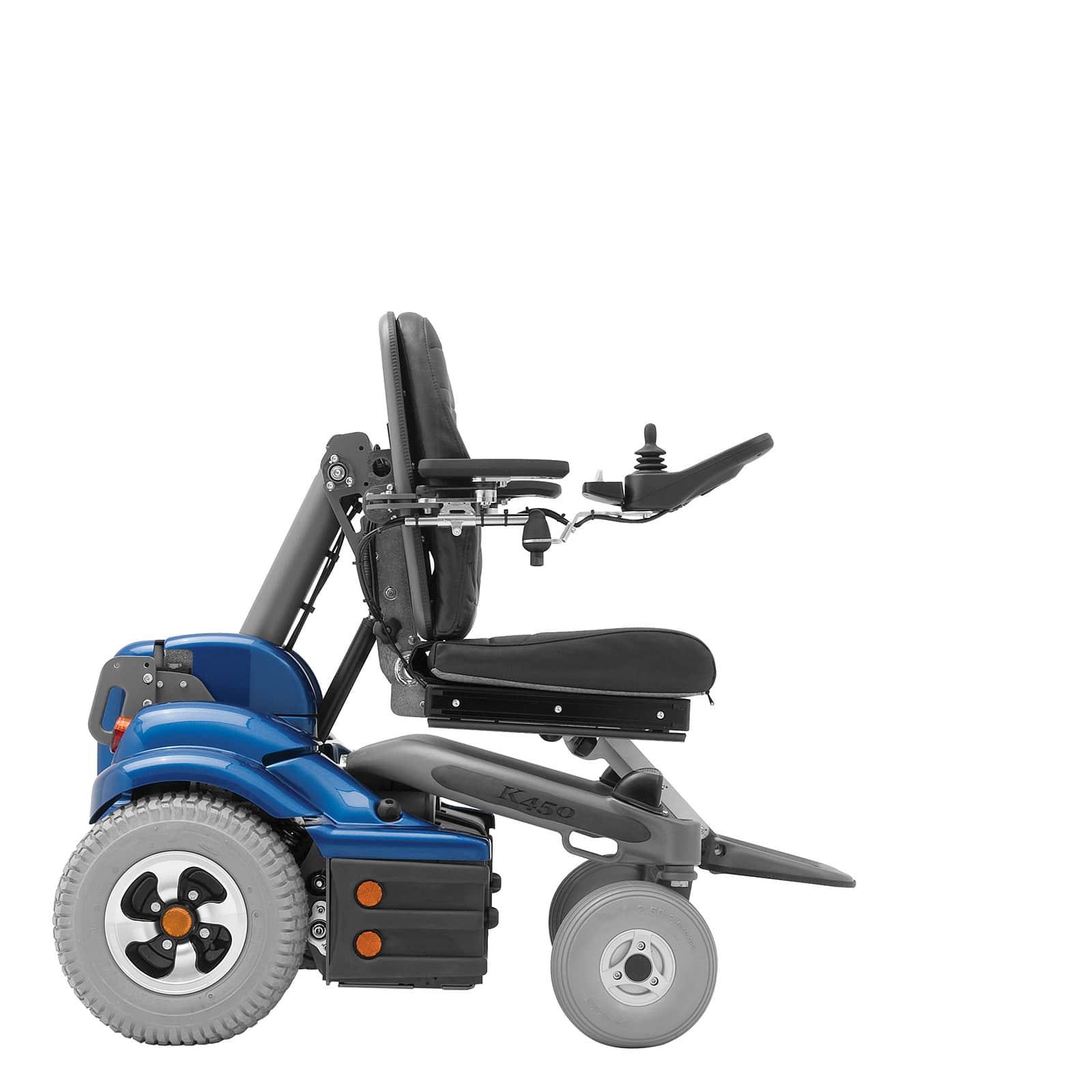 K450 MX Permobil | Mobilitec