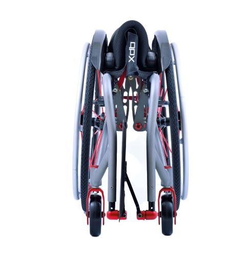 QPX Offcarr cadeira de rodas encartada