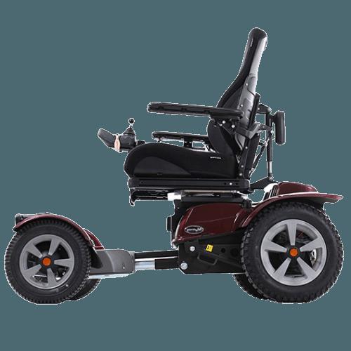 cadeira de rodas eletrica X850 Corpus 3G permobil
