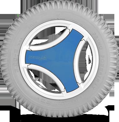Cobalt Blue Permobil