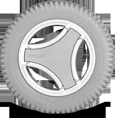 Platinum Silver Permobil