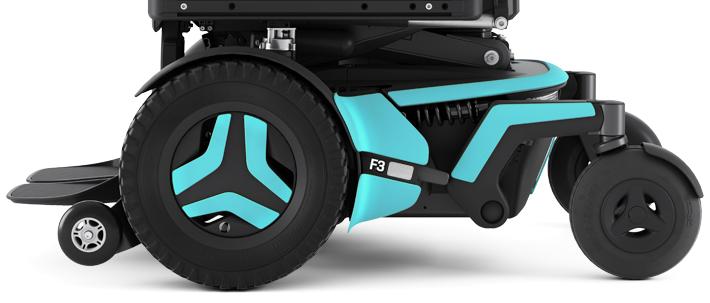 Permobil F3 AQUA | Mobilitec