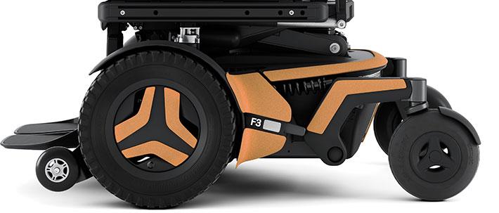 Permobil F3 BRONZE | Mobilitec