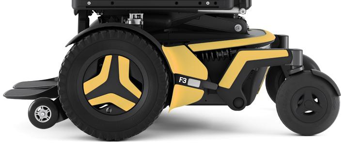 Permobil F3 CANARY | Mobilitec