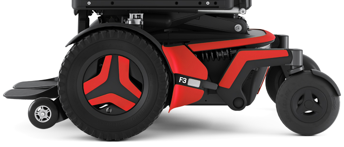 Permobil F3 CHILI | Mobilitec