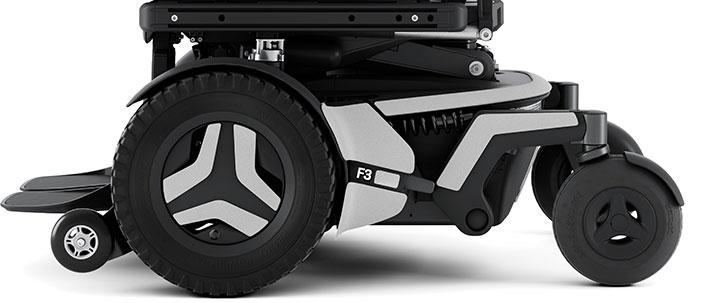 Permobil F3 PLATINUM | Mobilitec