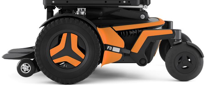 Permobil F3 SUNSET | Mobilitec