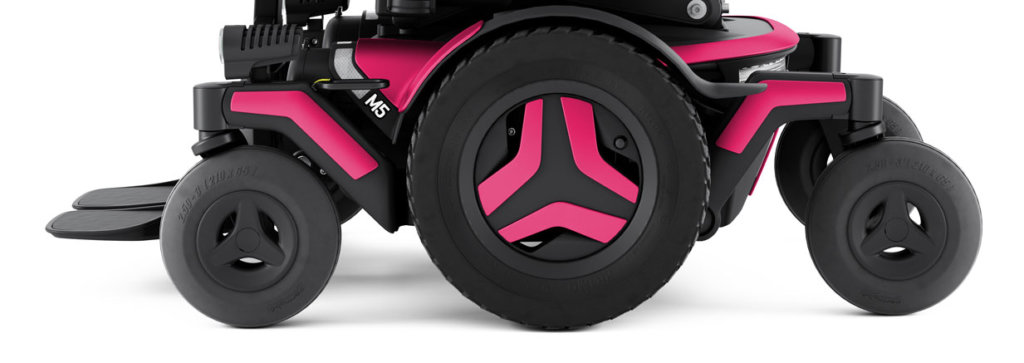 Permobil Corpus M5 Flamingo
