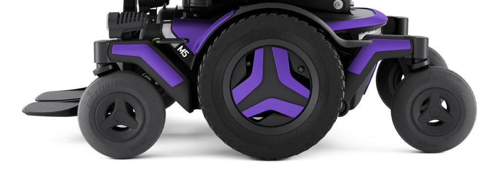Permobil Corpus M5 Violet