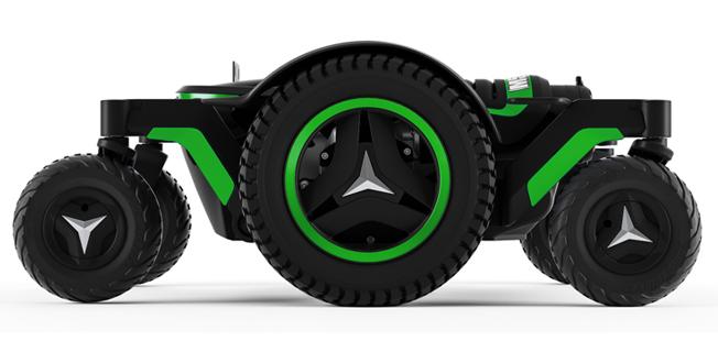 Permobil M5 GALACTIC GREEN | Mobilitec