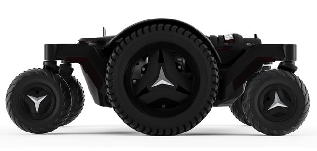 Permobil M5 MIDNIGHT BLACK | Mobilitec