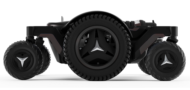 Permobil M5 PHANTOM GREY | Mobilitec
