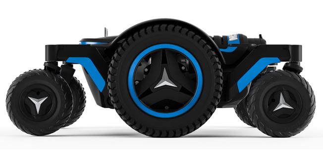 Permobil M5 TITAN BLUE | Mobilitec