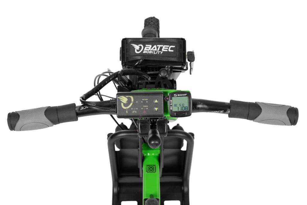 Handbike Batec Quad Rapid | Mobilitec