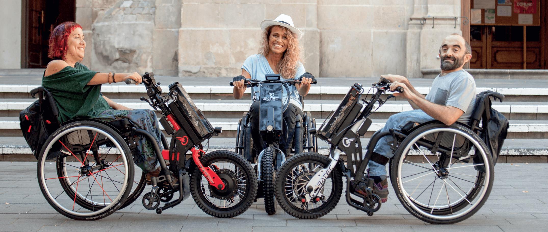 Handbikes Batec | Mobilitec