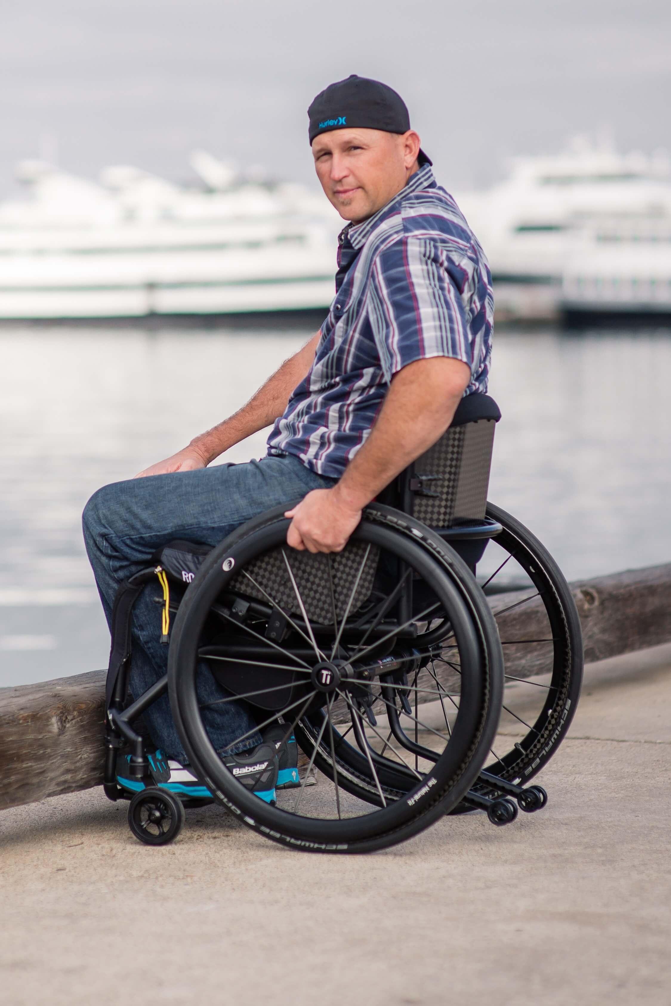 Cadeiras de Rodas Manuais