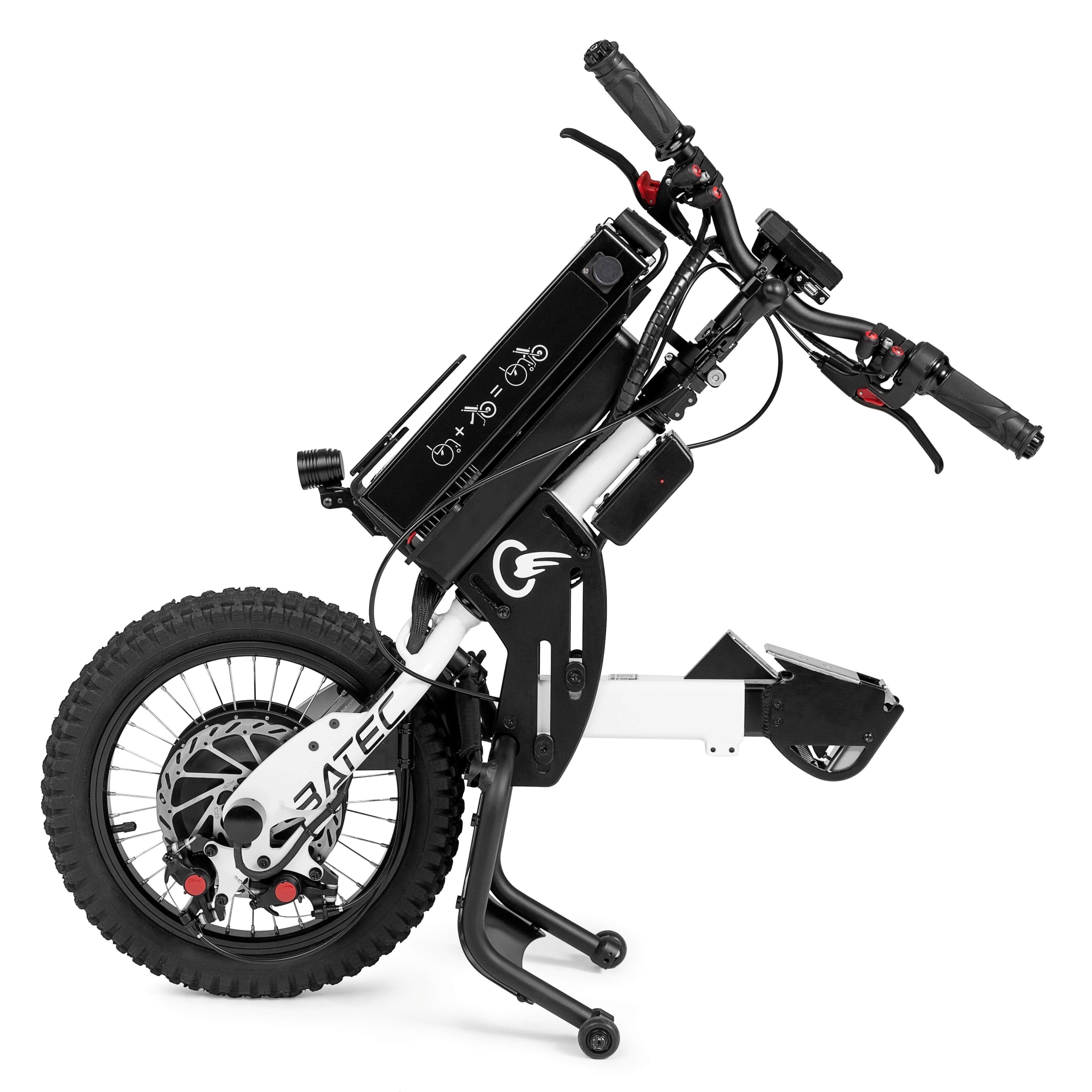 Handbike Batec Mini | Mobilitec