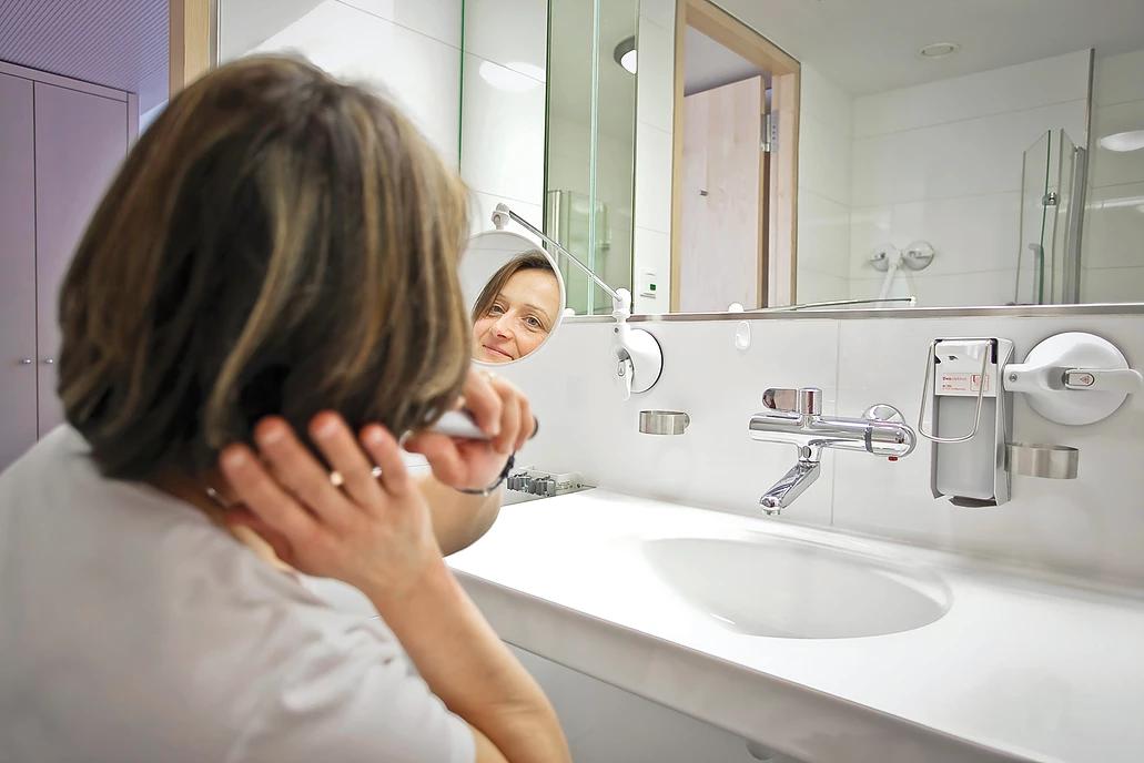Espelho com Braço Telescópico MOBELI | Mobilitec