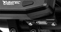 Detalhe USB Handbike Batec | Mobilitec - Batec