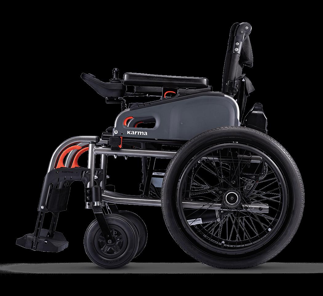 Cadeira de rodas eletrica Eflexx
