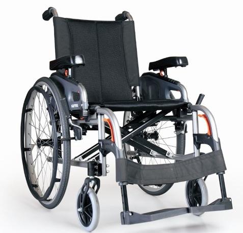 Cadeira de rodas Flexx Karma