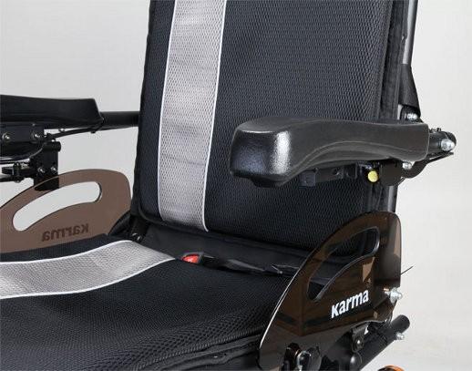 Cadeira de rodas Ergo Traveller