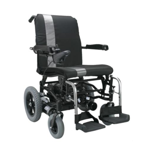Cadeira de rodas elétrica dobrável Ergo Traveller