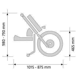 Batec Quad Eletric 2 | Mobilitec
