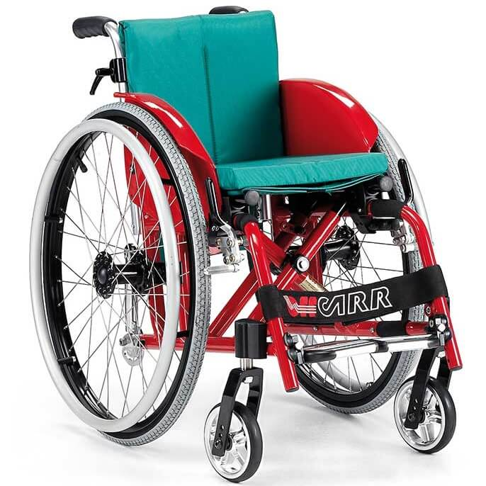 Cadeira de rodas pediatrica Children 3000