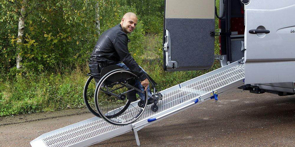 acessibilidade para cadeira de rodas