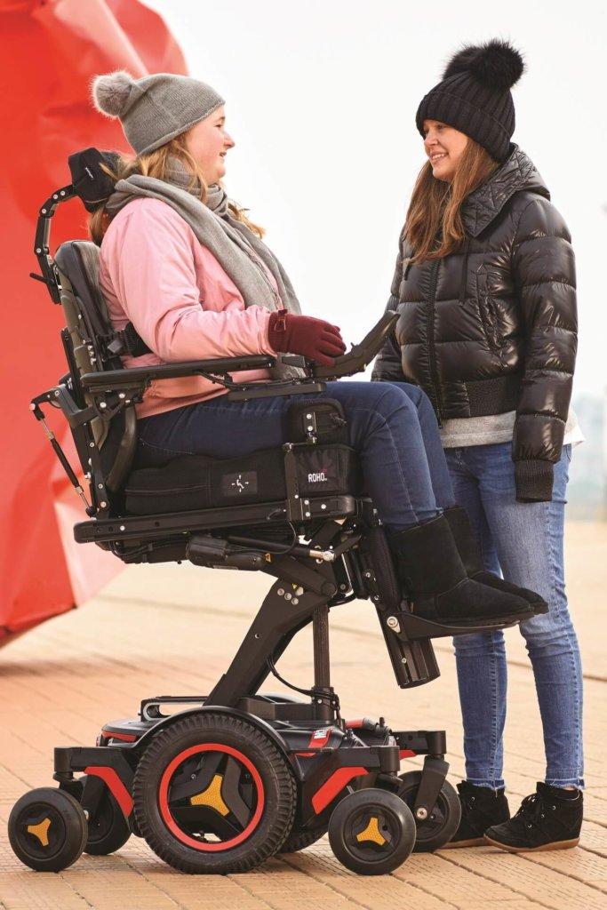 Cadeiras de Rodas Elétricas