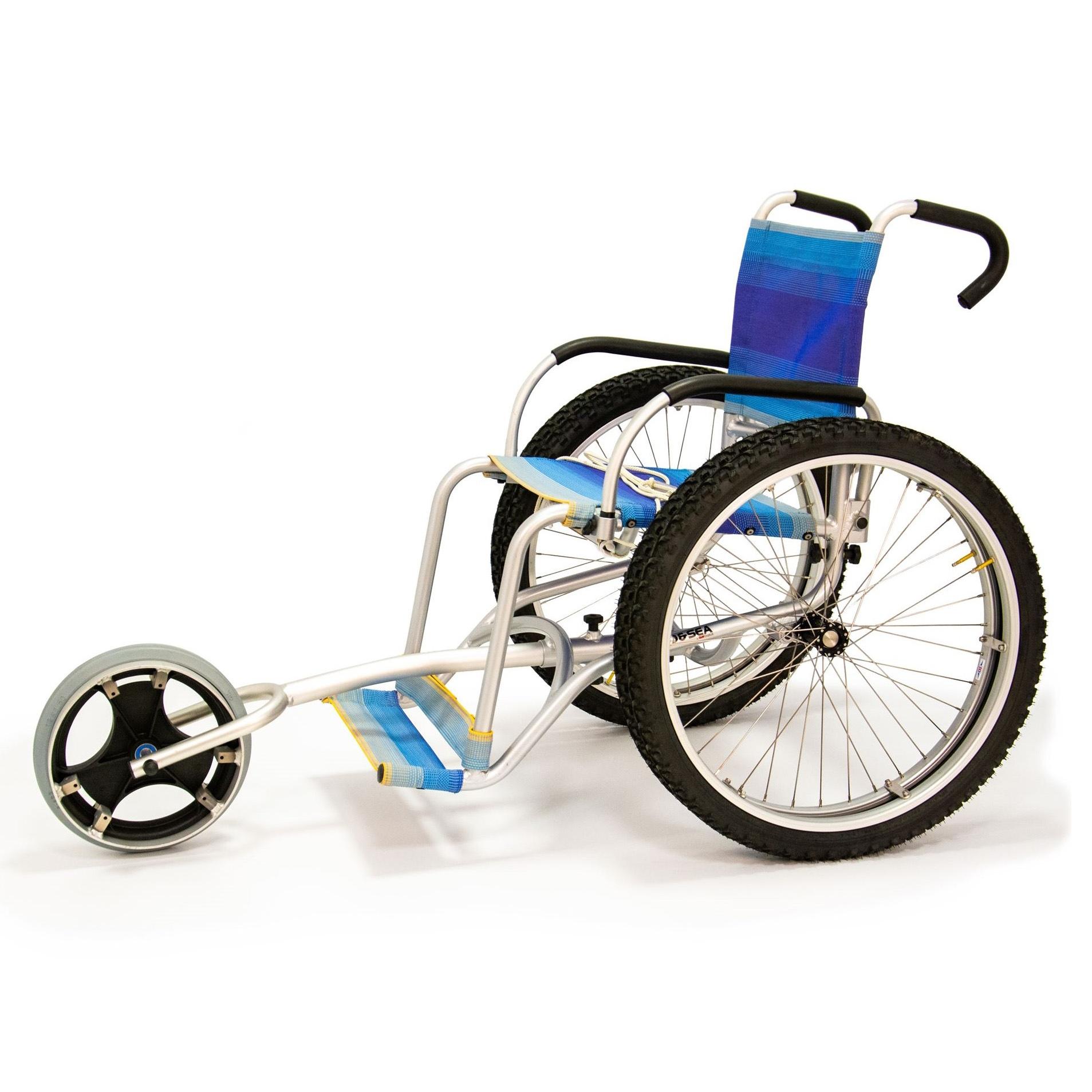 cadeira de rodas anfibia sandsea