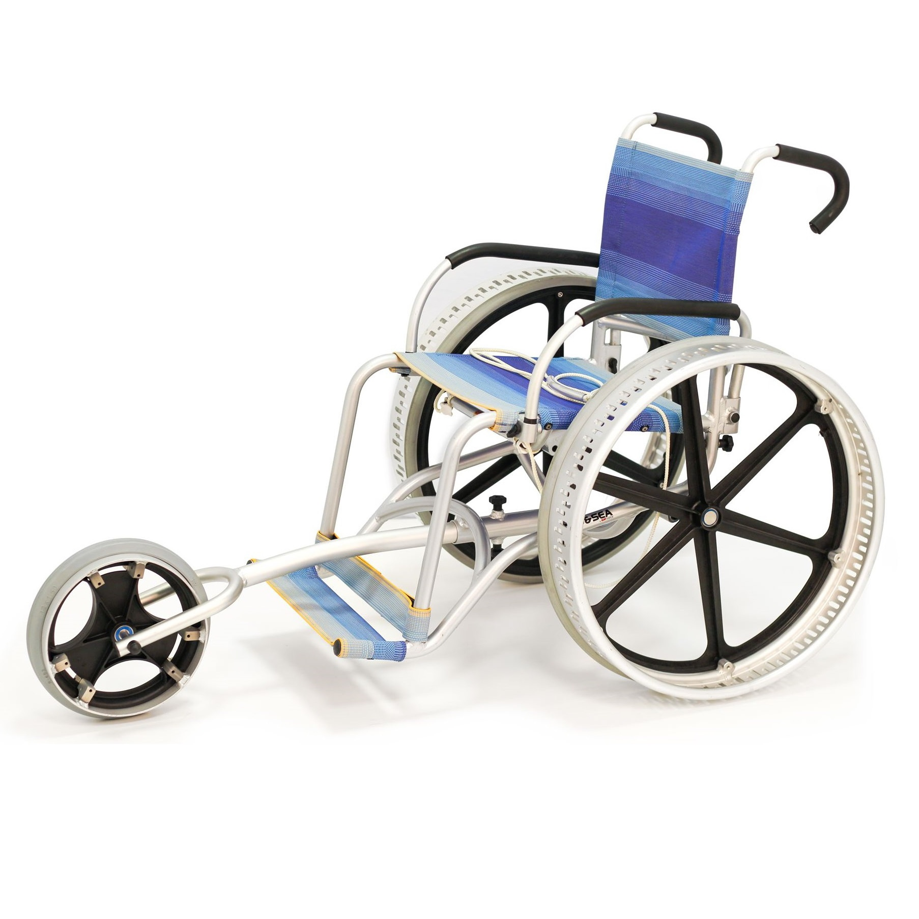 cadeira de rodas praia sandsea